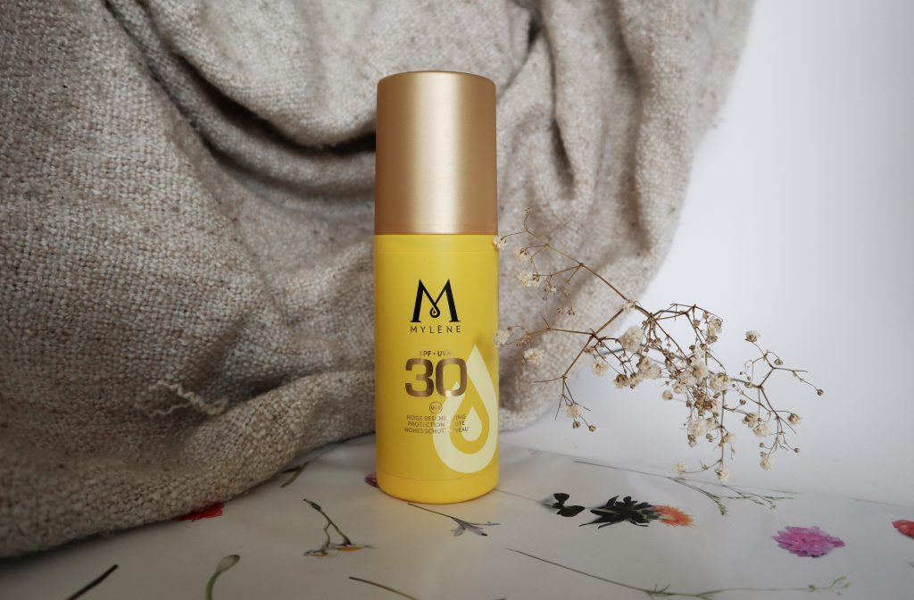 Mylène zonnebrand spf 30