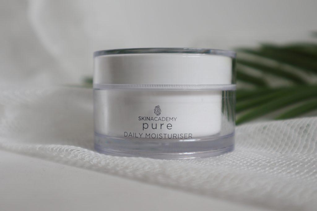Daily moisturiser