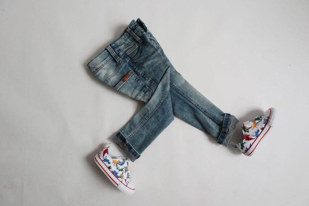 schoentjes shoppen voor kindjes